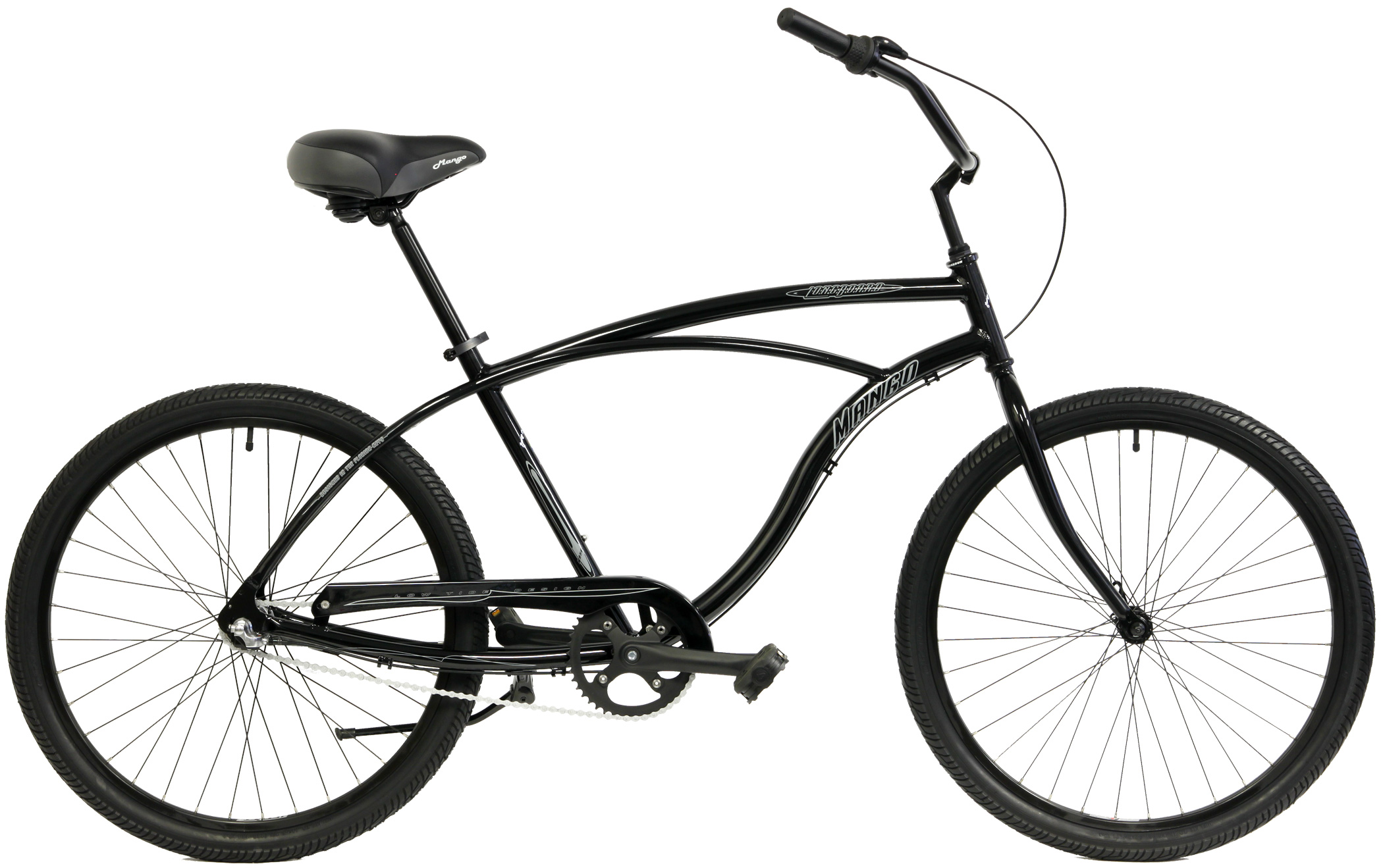 Cruiser Bikes For Tall Men longboard men blk